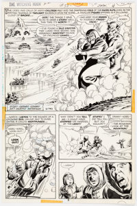 Murphy Anderson The Witching Hour #38 Story Page 1 Original Art (DC Comics, 1974)