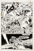 Original Comic Art:Panel Pages, Don Heck and Frank Bolle Avengers #112 Story Page 19 Original Art (Marvel, 1973)....