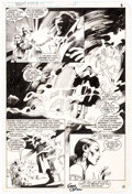 Original Comic Art:Panel Pages, Gene Colan and Bob Smith Night Force #14 Story Page 3 Original Art (DC, 1983)....