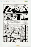 Original Comic Art:Panel Pages, Dave Taylor and Robert Campanella Batman and Superman: World's Finest #4 Story Page 18 Original Art (DC Comics, 19...