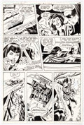 Original Comic Art:Panel Pages, Bob Oksner and Vince Colletta Superman Family #203 Story page 5 Lois Lane Original Art (DC, 1980)....