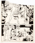 Original Comic Art:Panel Pages, Bob Oksner and Wally Wood Angle and the Ape #4 Story Page 1 Original Art (DC, 1969)....