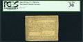 Colonial Notes:Maryland, Maryland October 17 1780 Small Denomination Act $1/6 PCGS Very Fine 30.. ...