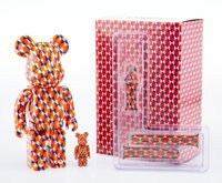 BE@RBRICK X Barry McGee Barry McGee 400%, 100%, and Apple Watch Sport Band (three works), 20