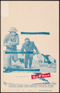Movie Posters:Western, 3:10 to Yuma & Other Lot (Columbia, 1957). Fine/Very Fine....