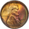 1909 1C VDB MS67+ Red and Brown PCGS. CAC....(PCGS# 2424)