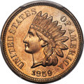Proof Indian Cents, 1859 1C PR65 PCGS....