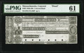 Obsoletes By State:Massachusetts, Concord, MA- Concord Bank $500 18__ UNL Proof PMG Uncirculated 61.. ...