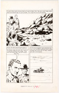 Original Comic Art:Panel Pages, Angelo Torres Classics Illustrated Special I...