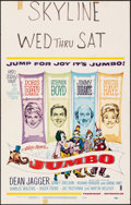 Movie Posters:Musical, Billy Rose's Jumbo & Other Lot (MGM, 1962). Very Fine-.