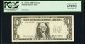 Fr. 1913-G $1 1985 Federal Reserve Note. PCGS Superb Gem New 67PPQ