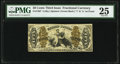Fractional Currency:Third Issue, Fr. 1367 50¢ Third Issue Justice PMG Very Fine 25.. ...