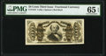 Fractional Currency:Third Issue, Fr. 1324 50¢ Third Issue Spinner PMG Gem Uncirculated 65 EPQ.. ...