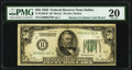 Small Size:Federal Reserve Notes, Fr. 2100-K* $50 1928 Federal Reserve Note. PMG Very Fine 20.. ...