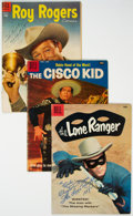 Silver Age (1956-1969):Western, Dell Silver and Golden Age Western Group (Dell, 1953-1960)...