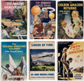 Books:Hardcover, John Russel Fearn Hardcover Editions Group of 6 (Various, 1947-54) Condition: Average FN.... (Total: 6 Items)