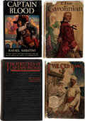 Books:Hardcover, Rafael Sabatini hardcover Editions Group of 7 (Various, 1923-47).... (Total: 7 Items)