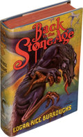 Books:First Editions, Edgar Rice Burroughs. Back to the Stone Age. Tarzana: Edgar Rice Burroughs, Inc., [1937]. First edition....