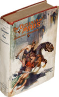 Books:First Editions, Edgar Rice Burroughs. The Chessmen of Mars. Chicago: A. C. McClurg & Co., 1922. First edition....