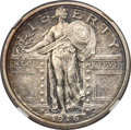 1916 25C -- Cleaned -- NGC Details. Unc....(PCGS# 5704)