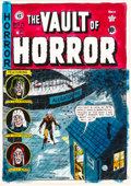Memorabilia:Miscellaneous, Marie Severin The Vault of Horror