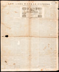 Miscellaneous:Other, New York Weekly Express Newspaper Saturday Evening September 12, 1840.. ...
