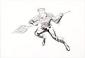 Original Comic Art:Illustrations, Ryan Sook - Aquaman Specialty Illustration Original Art (undated)....