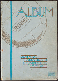 1930 Soccer World Cup Official Publication