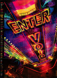 """Enter the Void (Wild Bunch, 2010). Folded, Very Fine. French Grande (45.5"""" X 62""""). Foreign"""