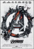 Movie Posters:Action, The Avengers: Age of Ultron (Walt Disney Studios, 2015). R...