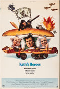 Movie Posters:War, Kelly's Heroes (MGM, 1970). Rolled, Very Fine-. Po...