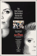 Movie Posters:Drama, The Accused & Other Lot (Paramount, 1988). Rolled, Very Fi...