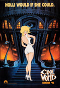 "Movie Posters:Animation, Cool World & Other Lot (Paramount, 1992). Rolled, Very Fine+. One Sheets (2) (27"" X 41"" & 24.75"" X 38.75"") SS Advance. Anima... (Total: 2 Items)"