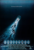 Movie Posters:Horror, Leviathan & Other Lot (MGM, 1989). Rolled, Overall: Very F...