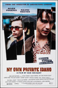 Movie Posters:Drama, My Own Private Idaho & Other Lot (New Line, 1991). Rolled,...