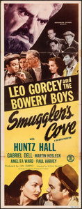 Movie Posters:Comedy, Smuggler's Cove & Other Lot (Monogram, 1948). Folded, Over...