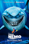 """Movie Posters:Animation, Finding Nemo (Disney, 2003). Folded, Very Fine+. One Sheet (27"""" X 40"""") DS, Advance. Animation.. ..."""