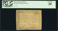 Colonial Notes:Maryland, Maryland June 8, 1780 $4 PCGS Very Fine 30.. ...