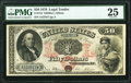 Large Size:Legal Tender Notes, Fr. 154 $50 1878 Legal Tender PMG Very Fine 25.. ...