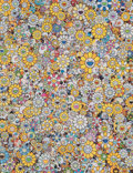 Prints & Multiples, Takashi Murakami (b. 1962). MG: 1960-2012, 2012. Offset lithograph in colors on satin white paper. 27 x 21 inches (68.6 ...