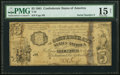 Confederate Notes:1861 Issues, T35 $5 1861 PF-1 Cr. 271 PMG Choice Fine 15 Net.. ...