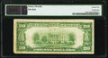 National Bank Notes:Alabama, Andalusia, AL - $20 1929 Ty. 1 The First National Bank Ch. # 5970 PMG Very Fine 25.. ...