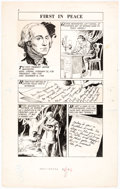 Original Comic Art:Panel Pages, Norman Nodel The World Around Us...