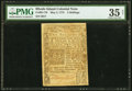 Colonial Notes:Rhode Island, Rhode Island May 3, 1775 2s PMG Choice Very Fine 35 Net.. ...