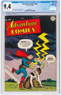 Golden Age (1938-1955):Superhero, Adventure Comics #108 (DC, 1946) CGC NM 9.4 Off-white pages.