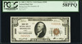 Honolulu, HI - $10 1929 Ty. 1 Bishop First National Bank Ch. # 5550 PCGS Choice About New 58PPQ