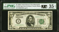 Small Size:Federal Reserve Notes, Fr. 1952-I $5 1928B Federal Reserve Note. PMG Choice Very Fine 35 EPQ.. ...