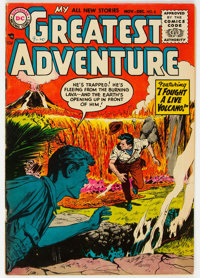My Greatest Adventure #6 (DC, 1955) Condition: FN