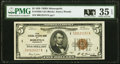Fr. 1850-I $5 1929 Federal Reserve Bank Note. PMG Choice Very Fine 35 EPQ