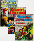 Silver Age (1956-1969):Adventure, My Greatest Adventure Group of 19 Adventure (DC, 1959-63) Condition: Average VF-.... (Total: 19 Comic Books)